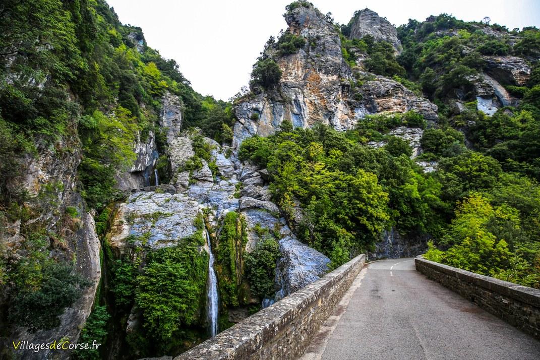 Pont - Uccelluline - San Nicolao