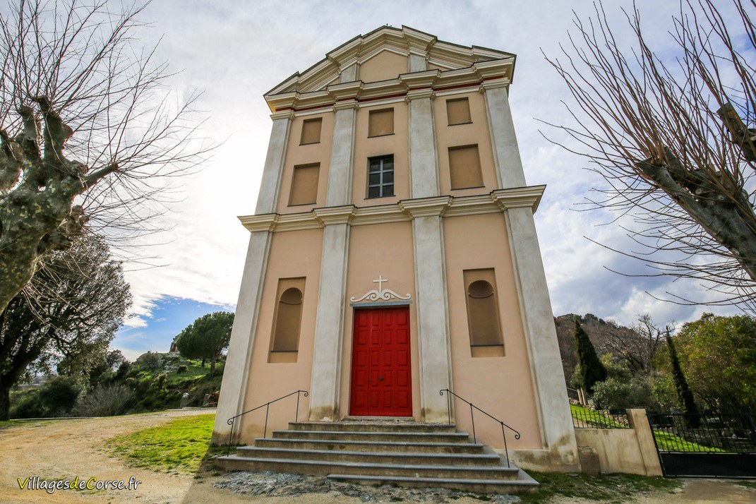 Eglise - Saint André - Sant Andréa di Cotone