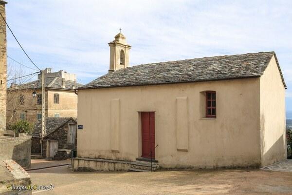 Chapelle - Saint Antoine de Padoue - Sant Andréa di Cotone