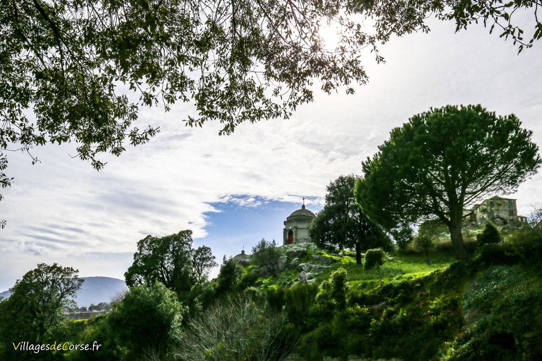 Vue - Sant Andréa di Cotone