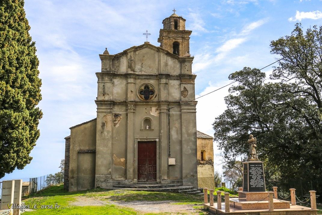 Eglises - Santa Lucia - Santa Lucia di Moriani