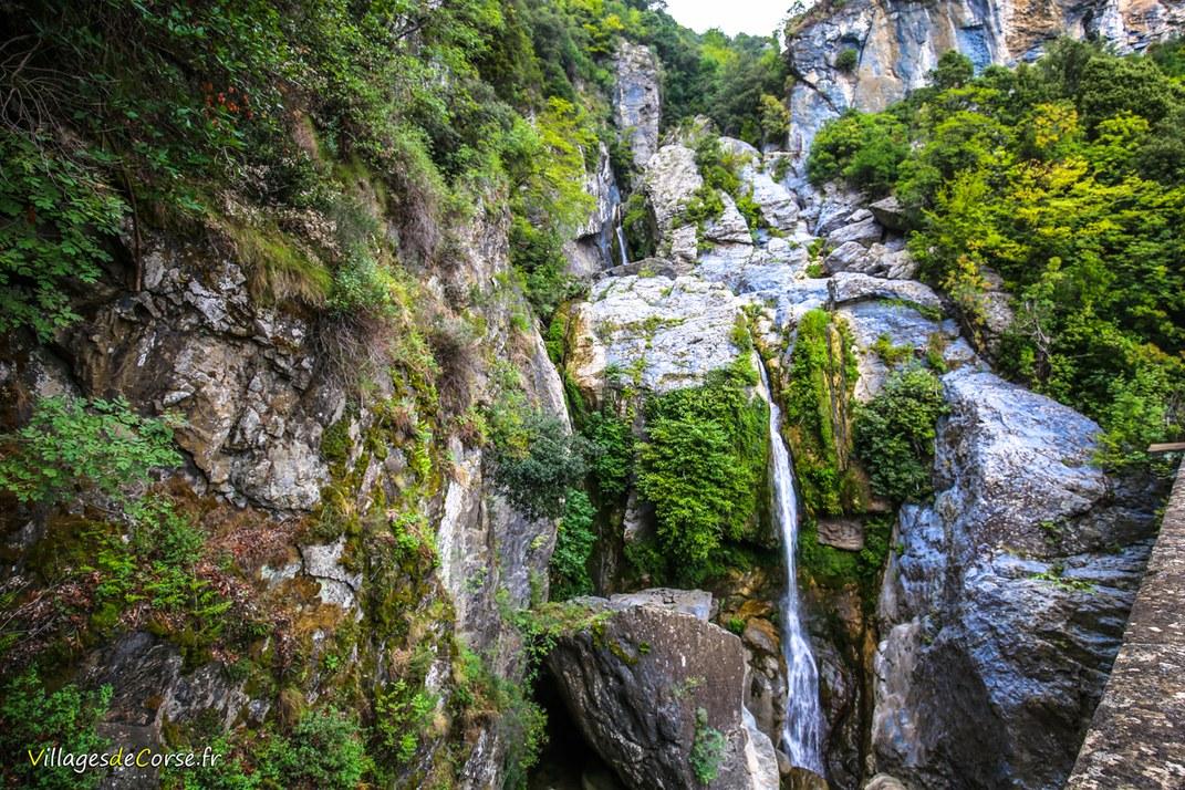 Cascade - Uccelluline - Santa Maria Poggio