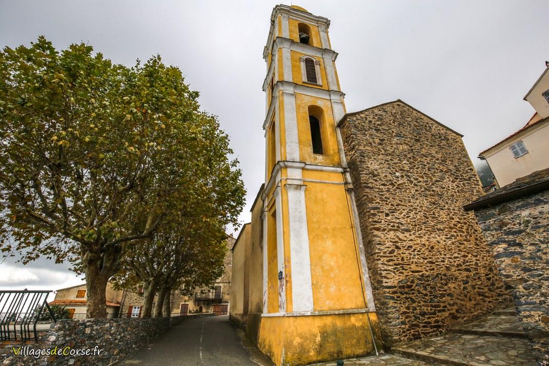 Eglises - Assomption - Santa Maria Poggio