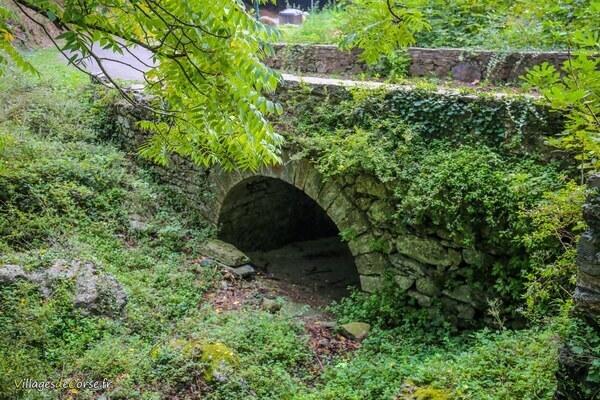 Brücke - Santa Maria Poggio