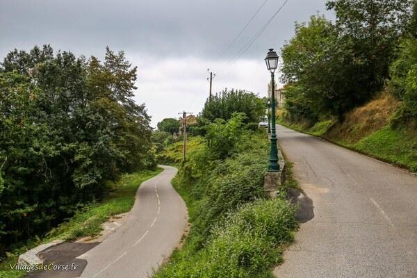 Route - Santa Maria Poggio