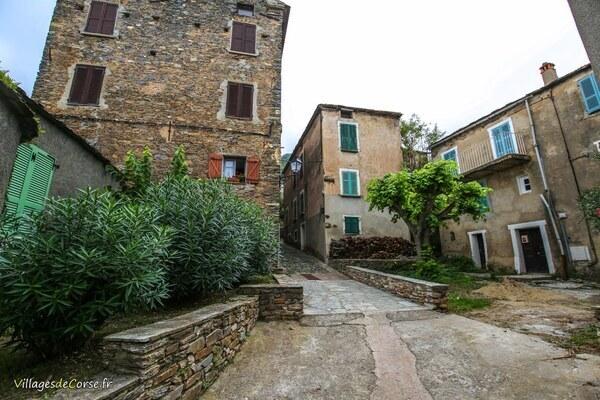 Dorf - Santa Maria Poggio