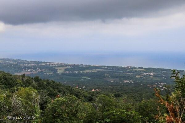 Vue - Santa Maria Poggio