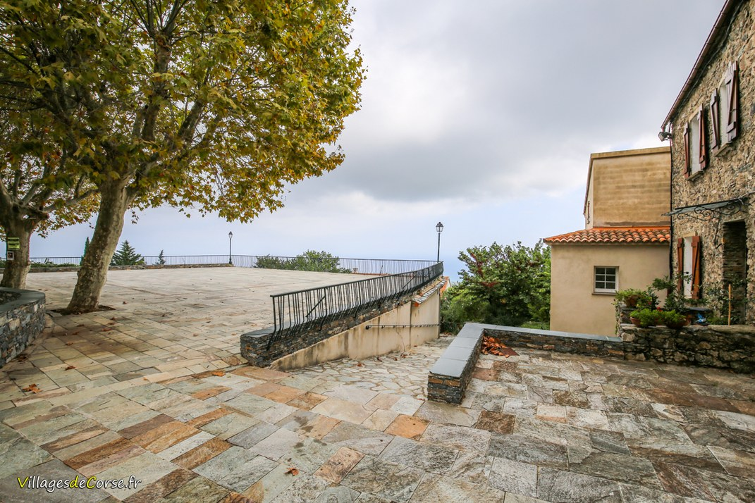 Place - Ghjuvanni Pieraggi - Santa Maria Poggio