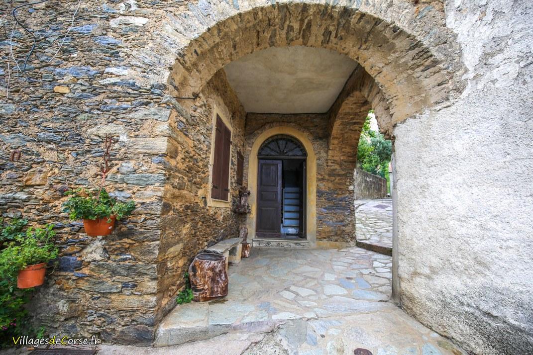 Gewölbe - Santa Maria Poggio