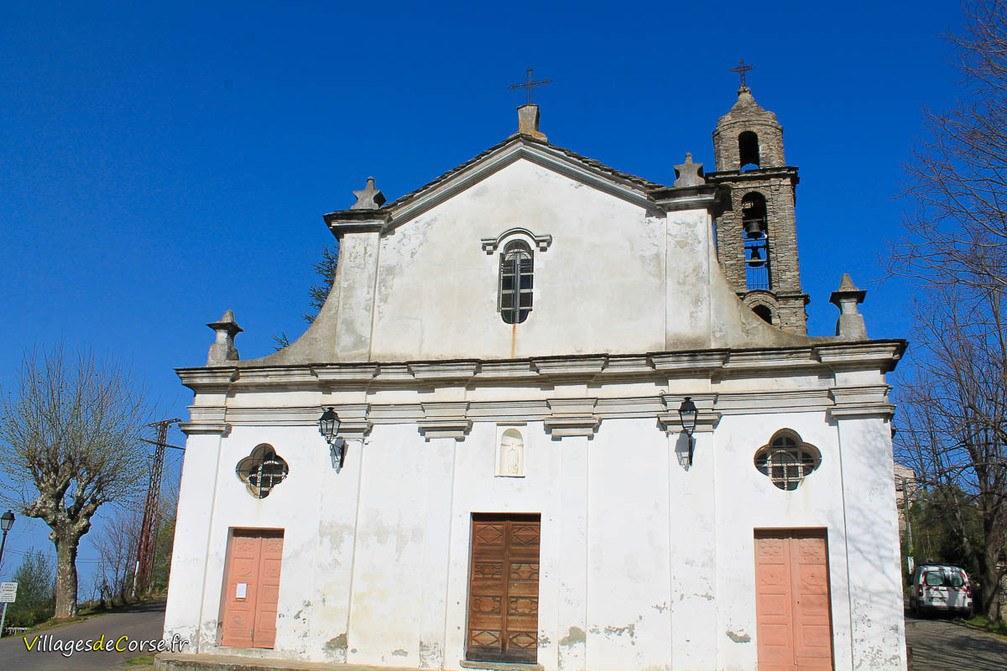 Eglise - Saint-Michel - Taglio Isolaccio