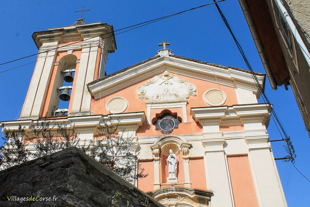 Eglise - Sainte Lucie - Talasani