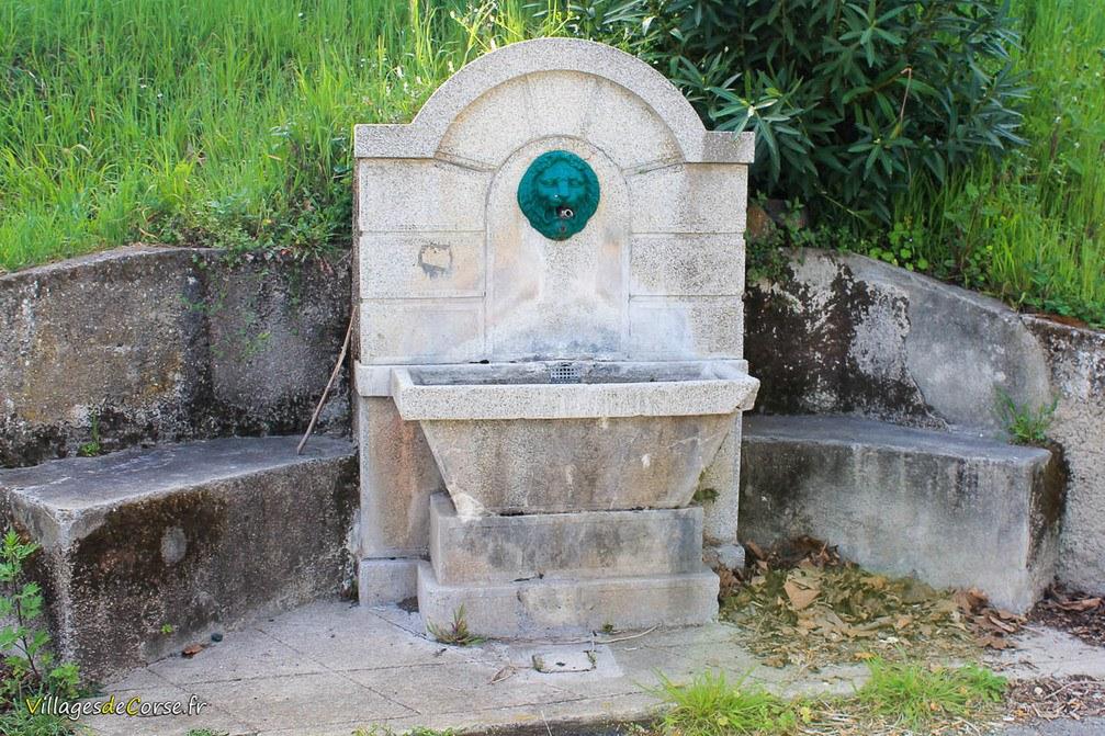 Fontaine - Talasani