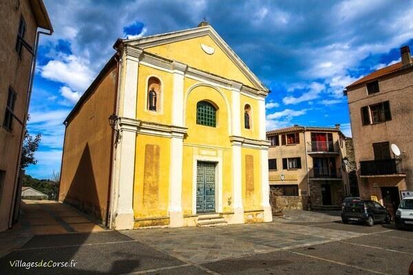 Eglise - Saint Augustin - Valle di Campoloro