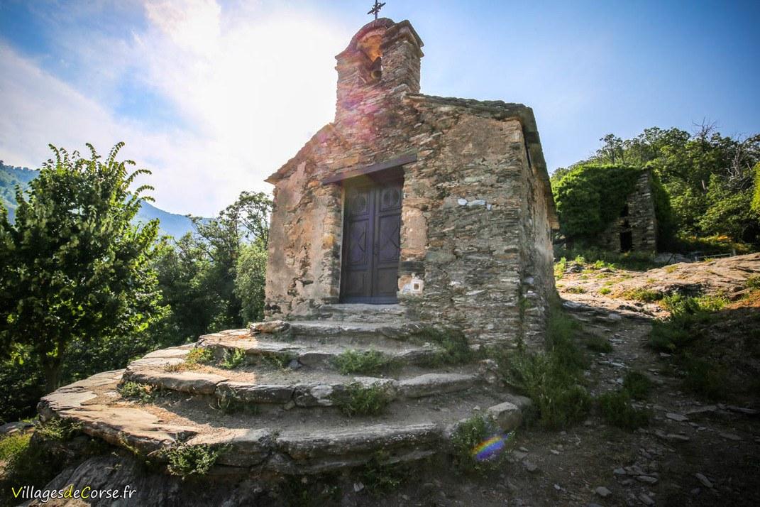 Chapelle - Saint Joseph - Fiuminale - Velone Orneto