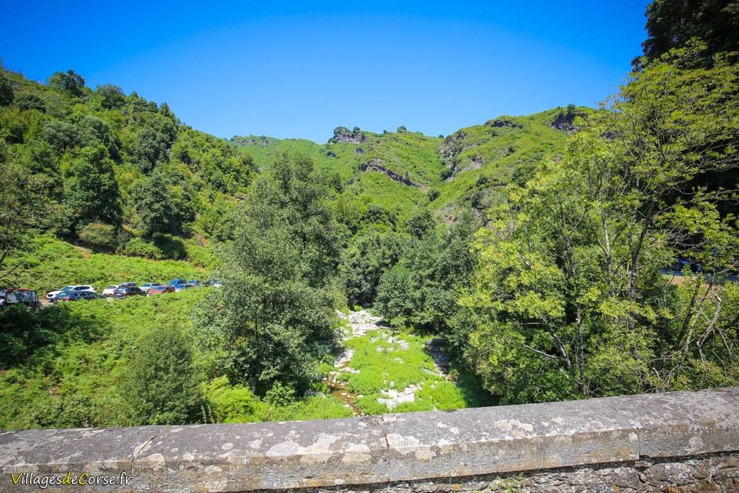 Pont de l'enfer - Velone Orneto