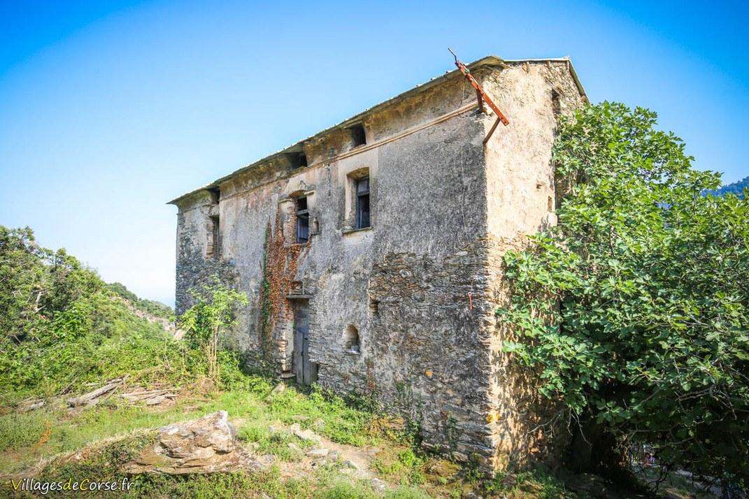 Hameau - Fiuminale - Velone Orneto