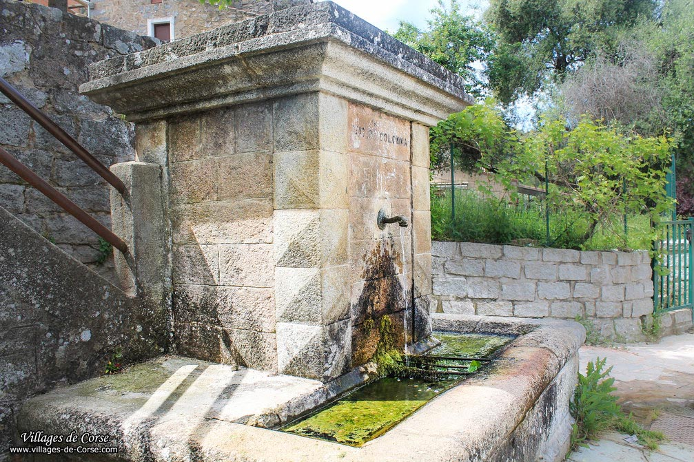 Fontaine - Arro