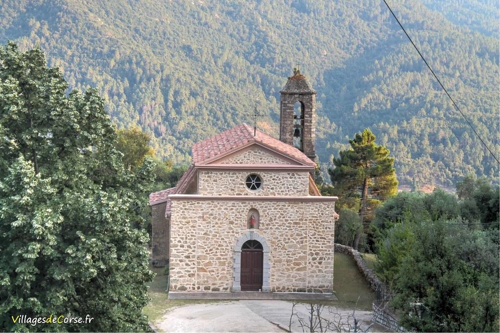 Eglise - Saint-Nicolas - Azzana