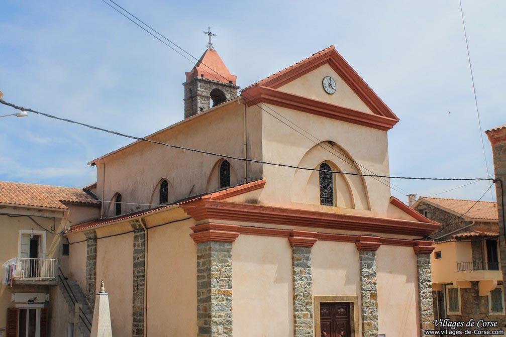 Eglise - Saint Fridien - Casaglione