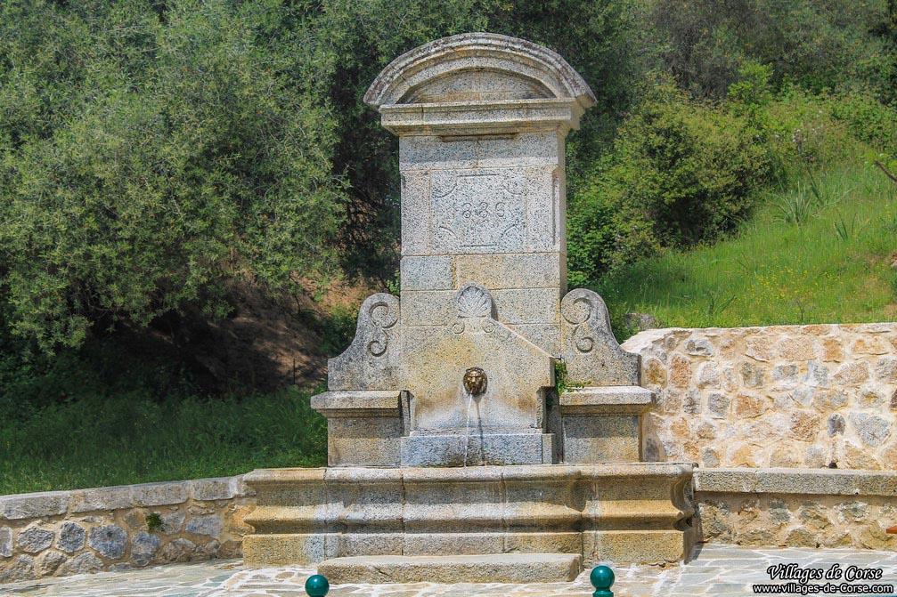 Fontaine - Casaglione