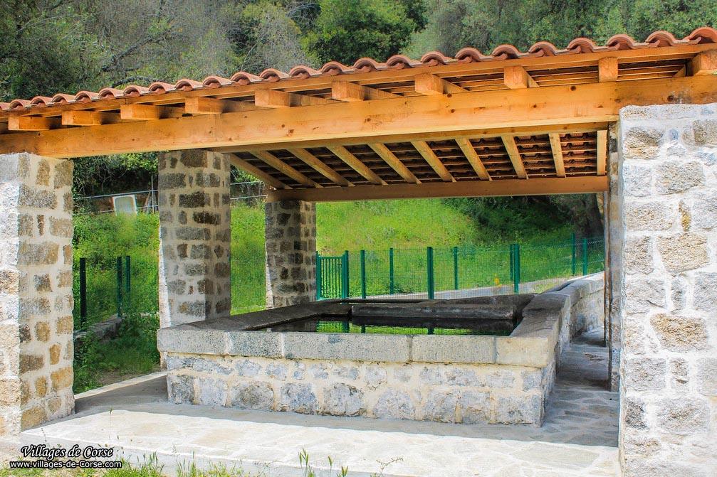 Lavoir - Casaglione