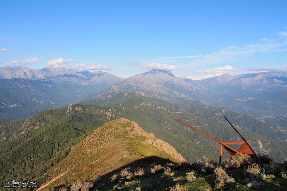 Mont - Punta Sant Eliseo - Lopigna