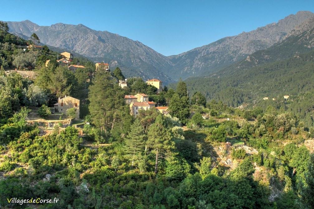 Village - Pastricciola