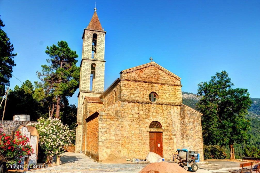 Eglise - Notre-Dame du Mont Carmel - Rezza