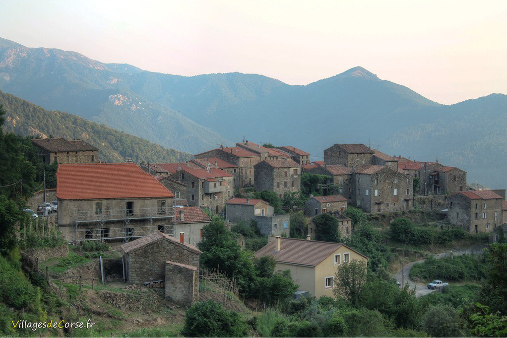 Village - Rosazia