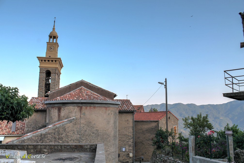 Eglise - Sainte Marie - Salice