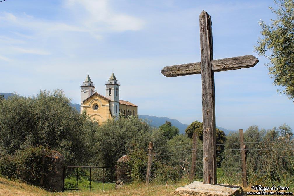 Croix - Sari d Orcino