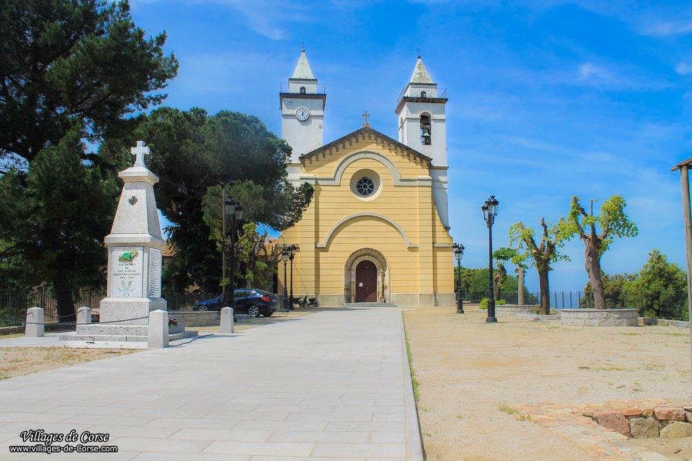 Eglise - San Martinu - Sari d Orcino