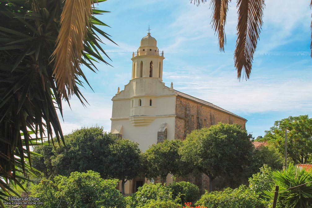 Eglise - Grecque Saint-Spyridon - Cargèse