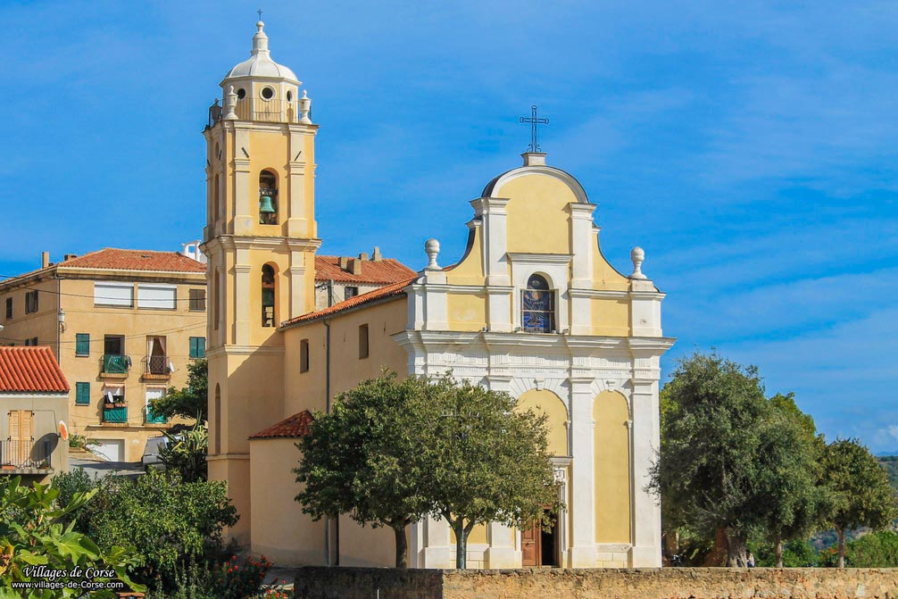 Eglise - Latine - Saint Marie - Assomption - Cargèse
