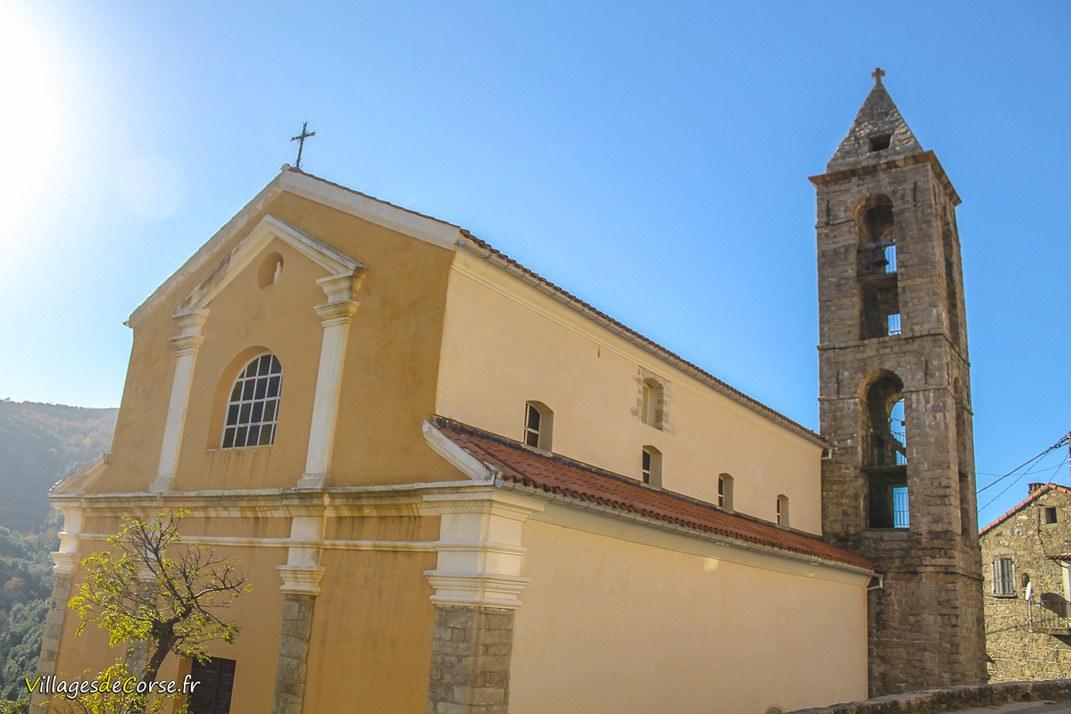 Eglise - Sainte Marie - Cristinacce