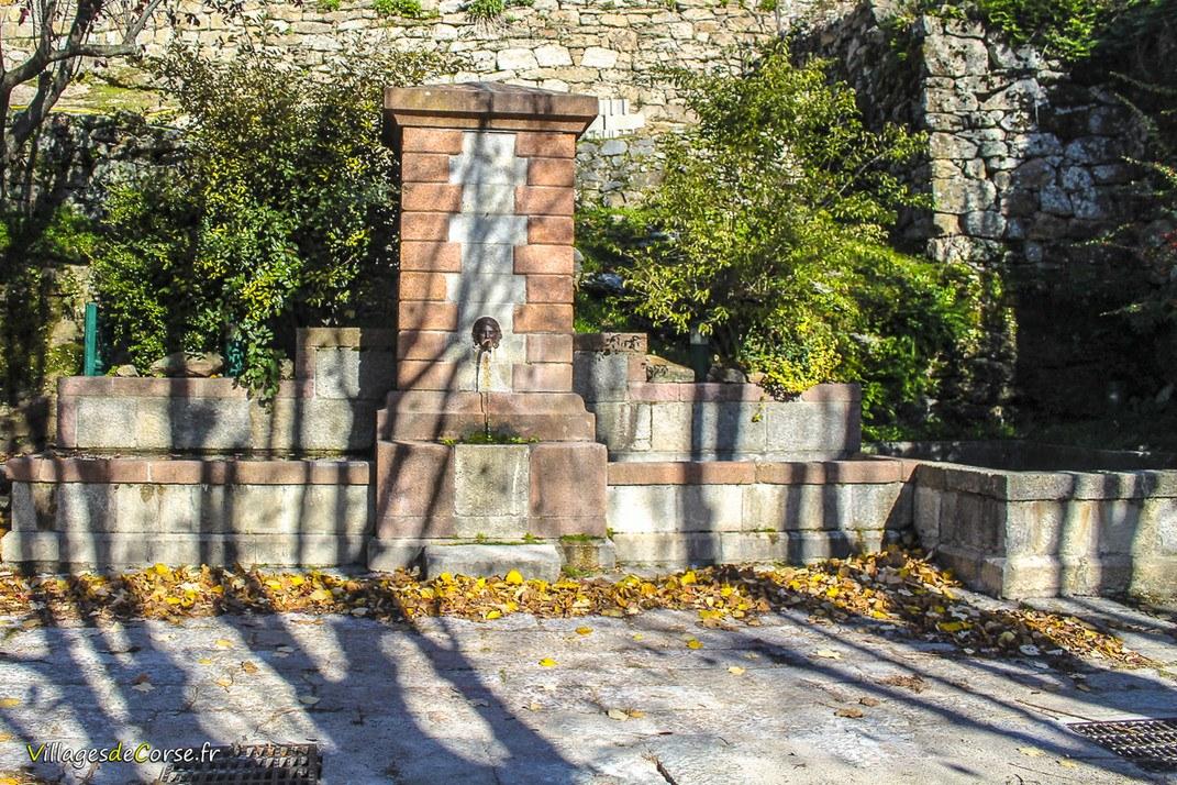 Fontaine - Cristinacce