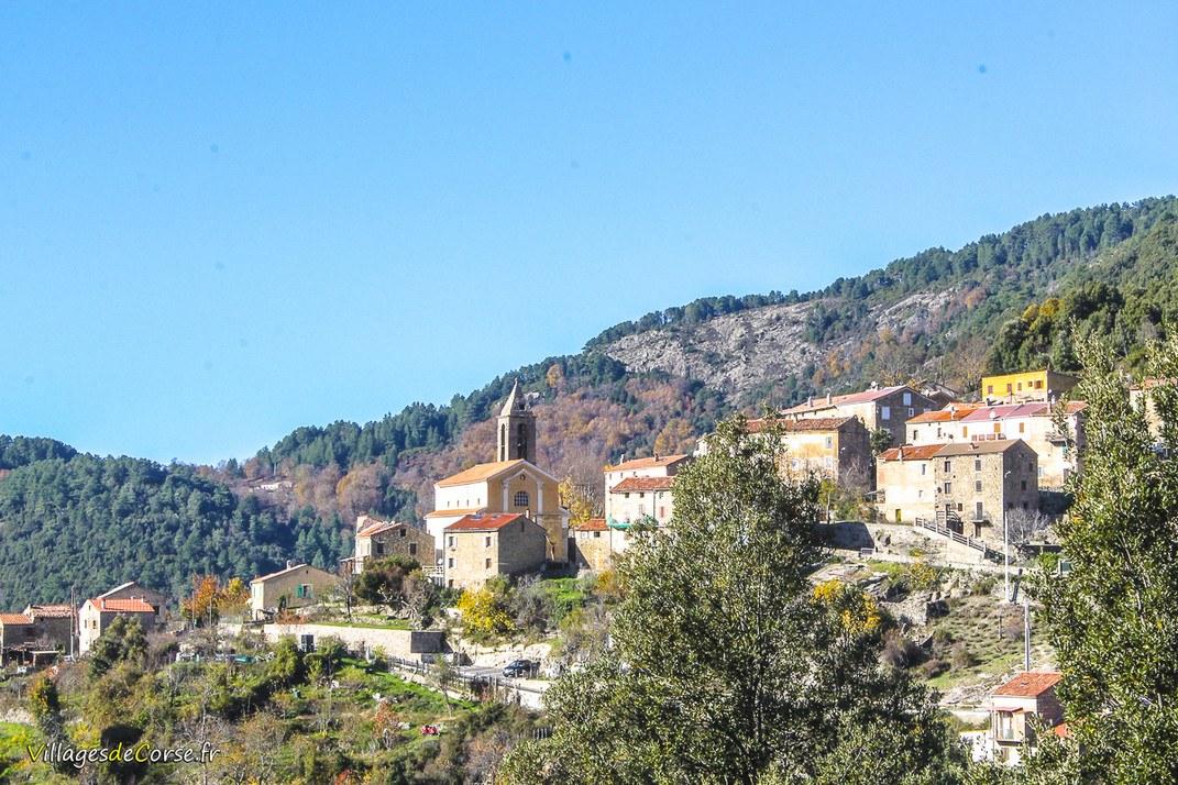 Village - Cristinacce