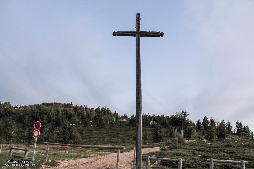 Croix - Evisa