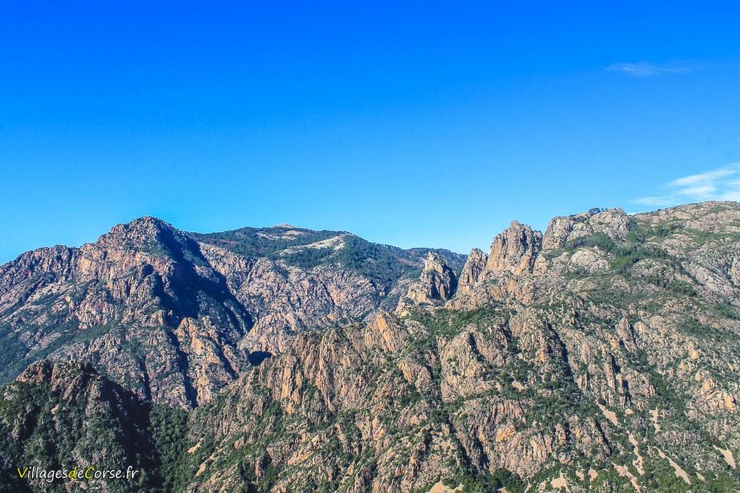 Montagne - Evisa