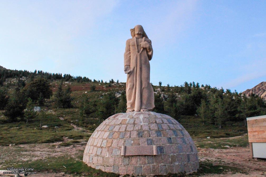 Statue - Evisa