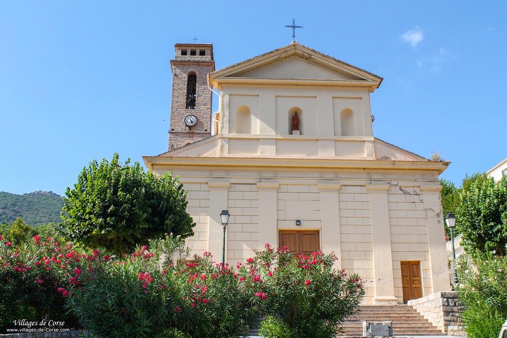 Eglise - Sainte Marie - Vico
