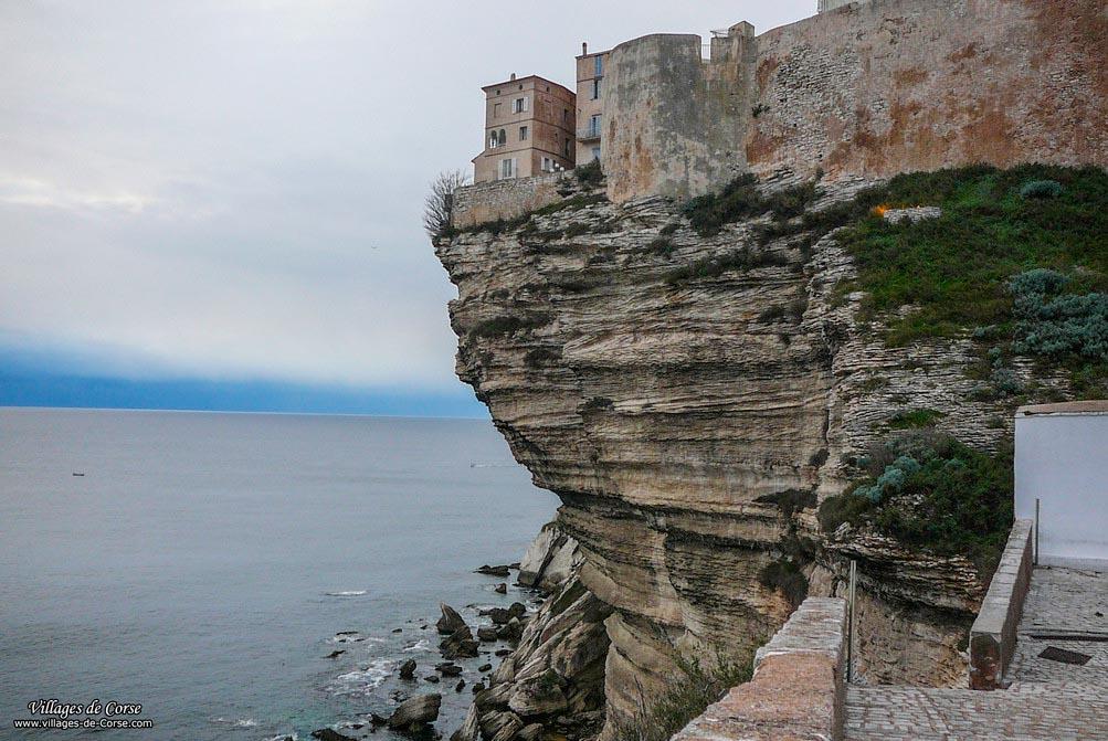 Citadelle - Bonifacio