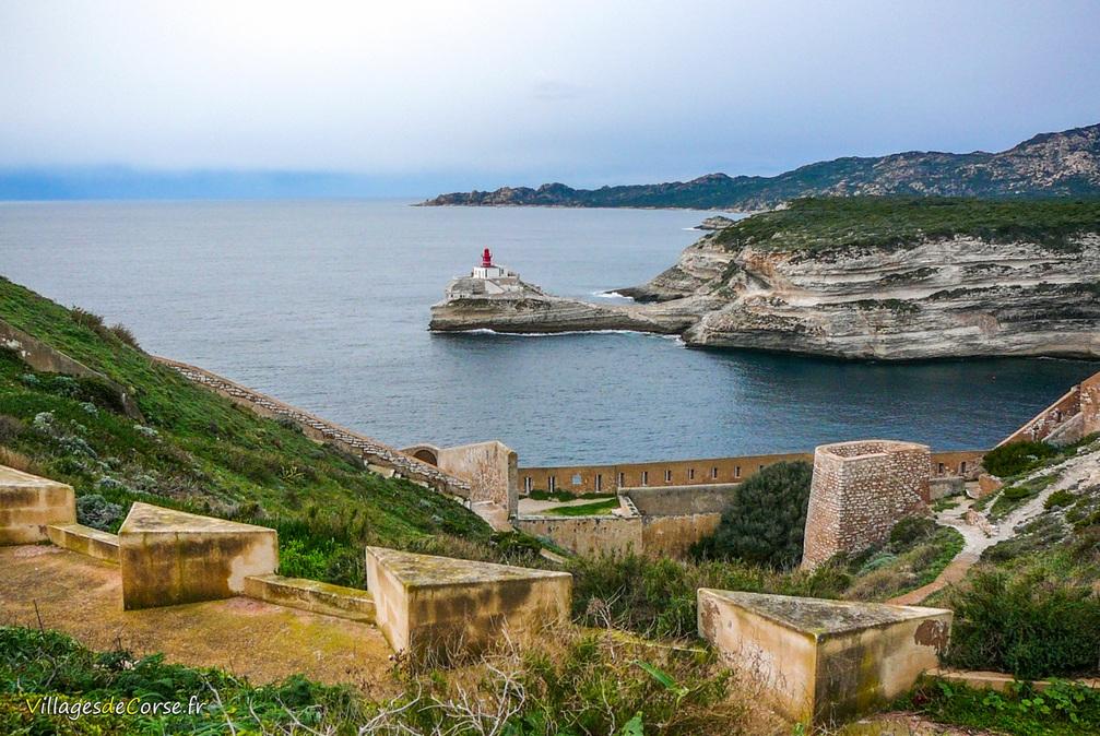 Falaises - Bonifacio