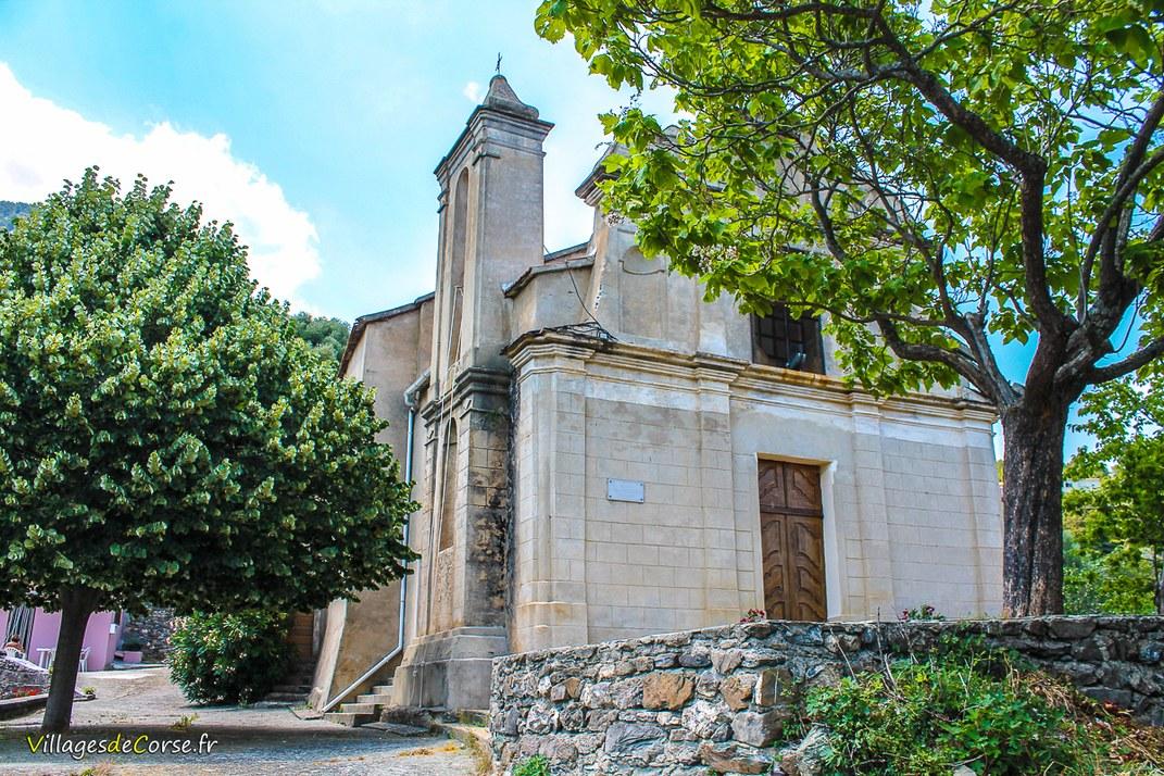 Eglise - Saint Laurent - Pietroso