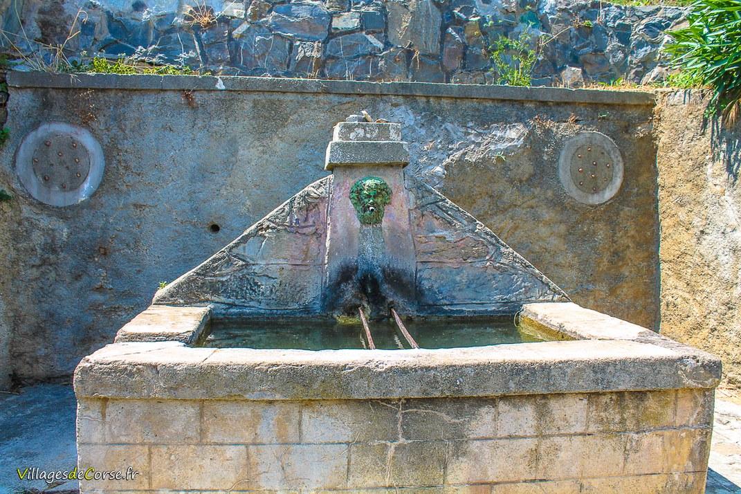 Fontaine - Pietroso