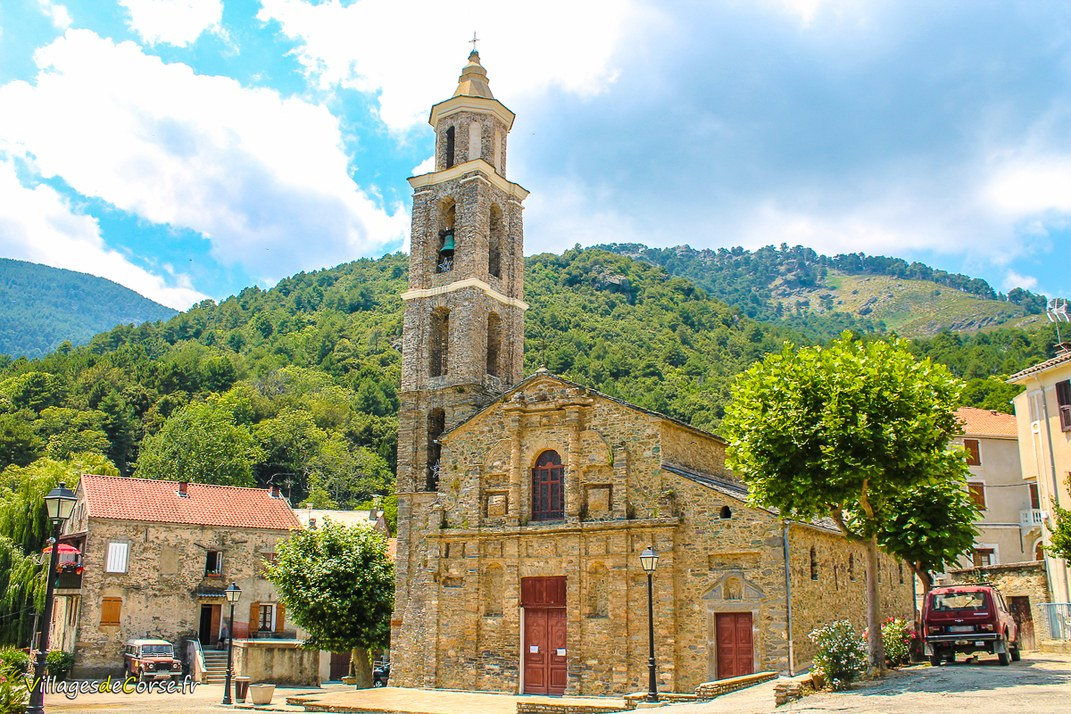 Eglise - Annonciation - Vezzani