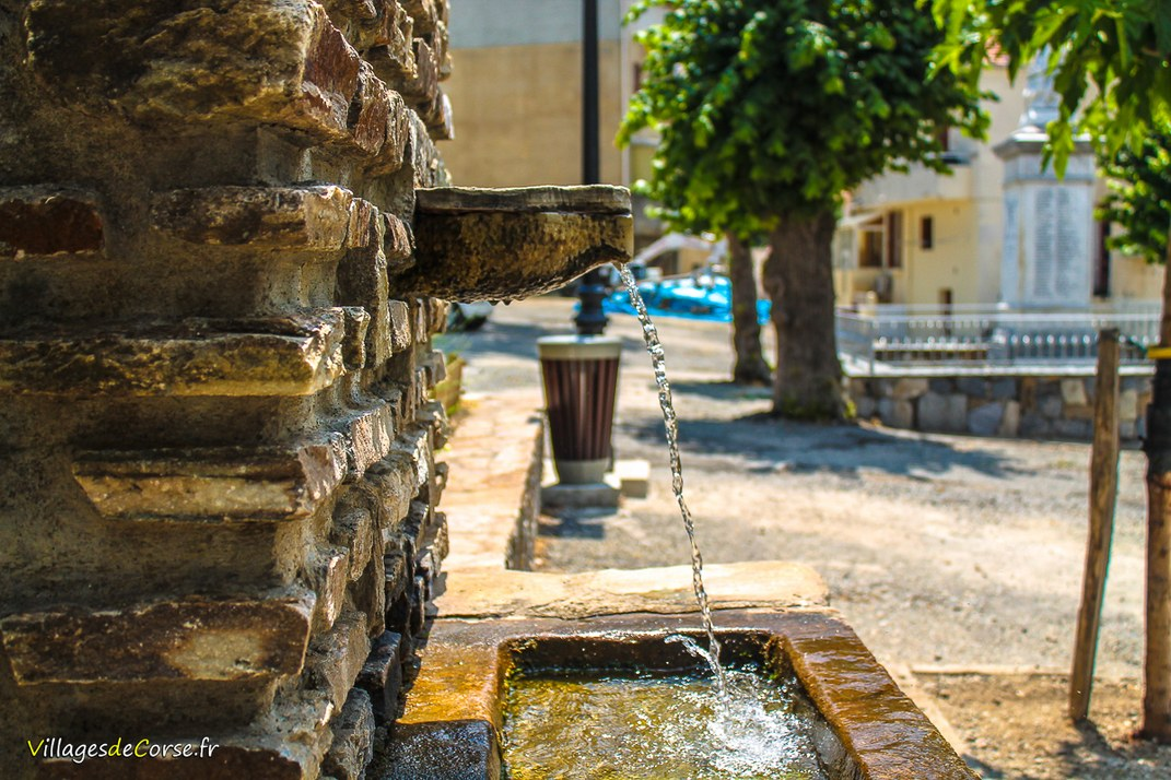 Fontaine - Vezzani