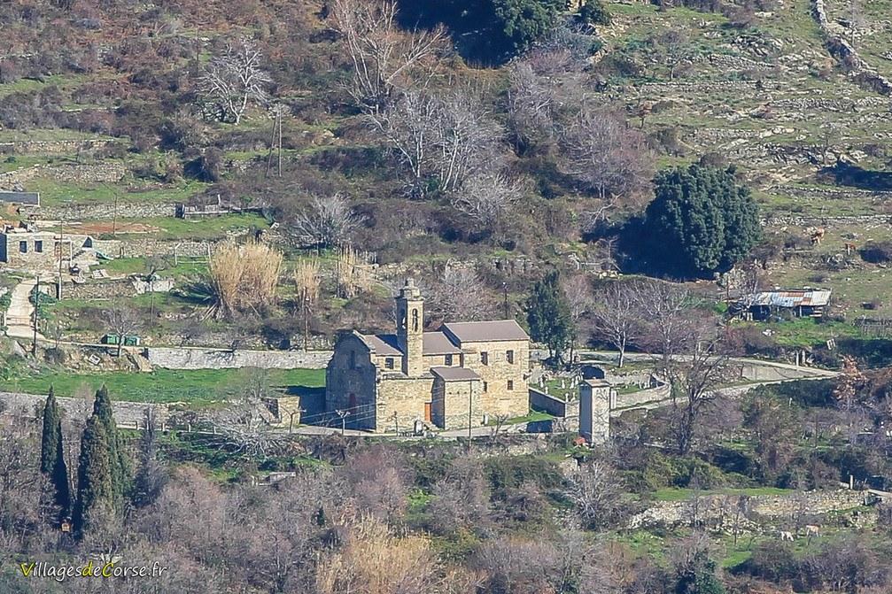 Eglise - Santa Maria Assunta - Bigorno