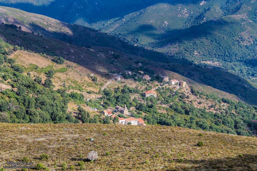 Village - Bigorno