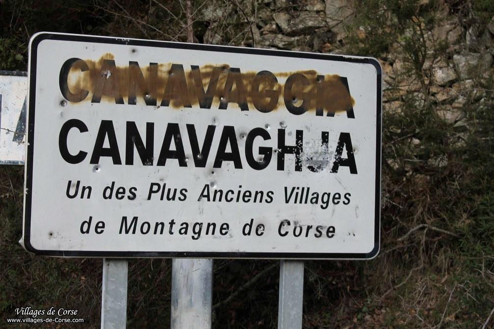 Village - Canavaggia